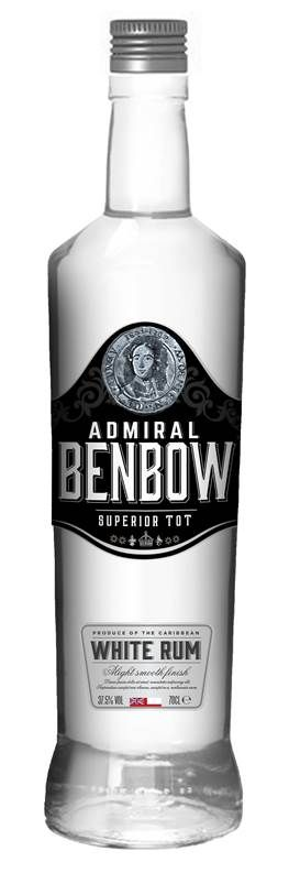 Admiral benbow white rum casa julia plc for White rum with coke